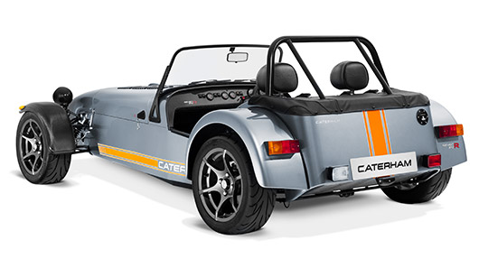 Self Assembly Caterham Cars