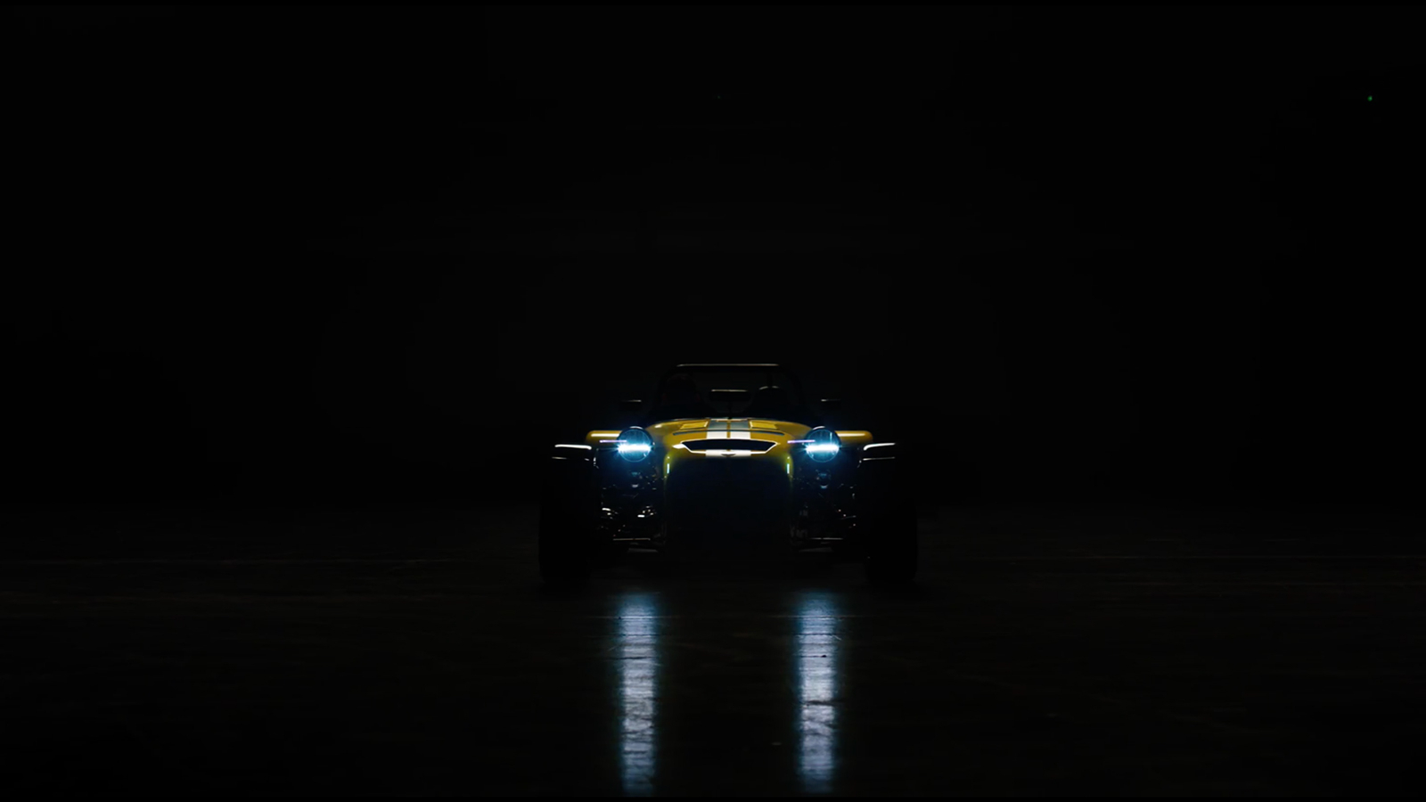 CATERHAM GIVES TECHNOLOGY THE MIDDLE FINGER IN CAR MAKER'S FIRST BRAND FILM