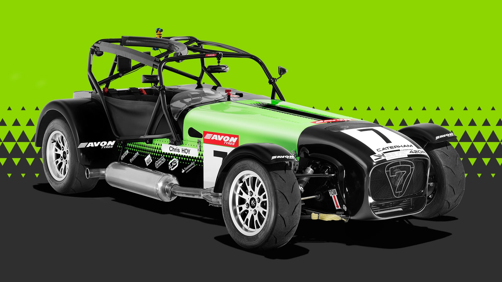 NEW YEAR, NEW RACE: CATERHAM MOTORSPORT TO HOST INDUSTRY FIRST MULTI-CLASS ENDURANCE RACE