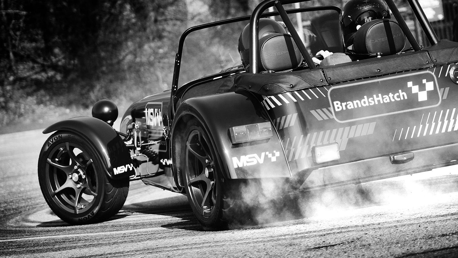 MSV Launches New Caterham Drive Experience at Brands Hatch
