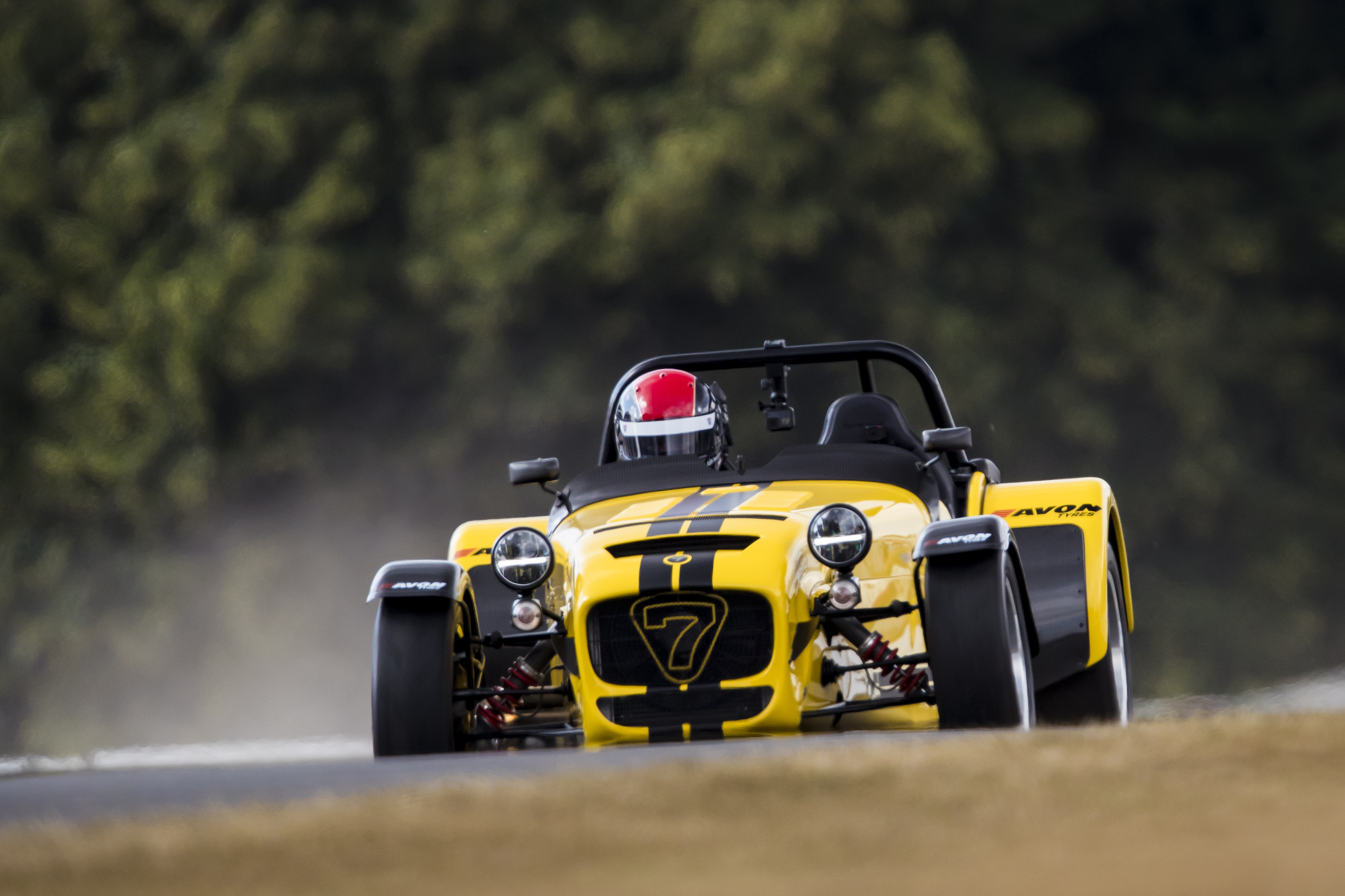 Catch Caterham at CarFest South 2019