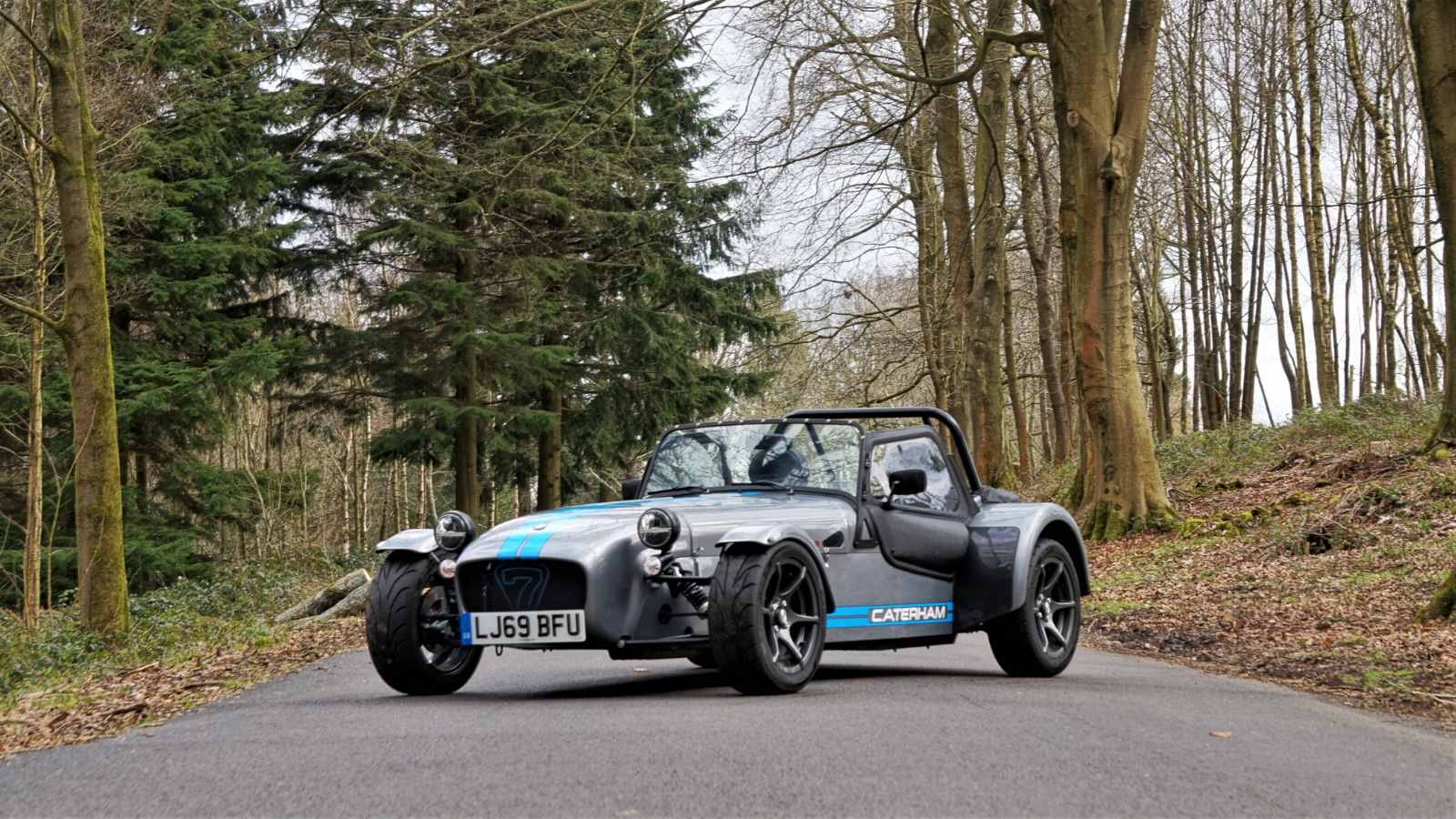 Caterham Hits The Road with Ultimate Drives