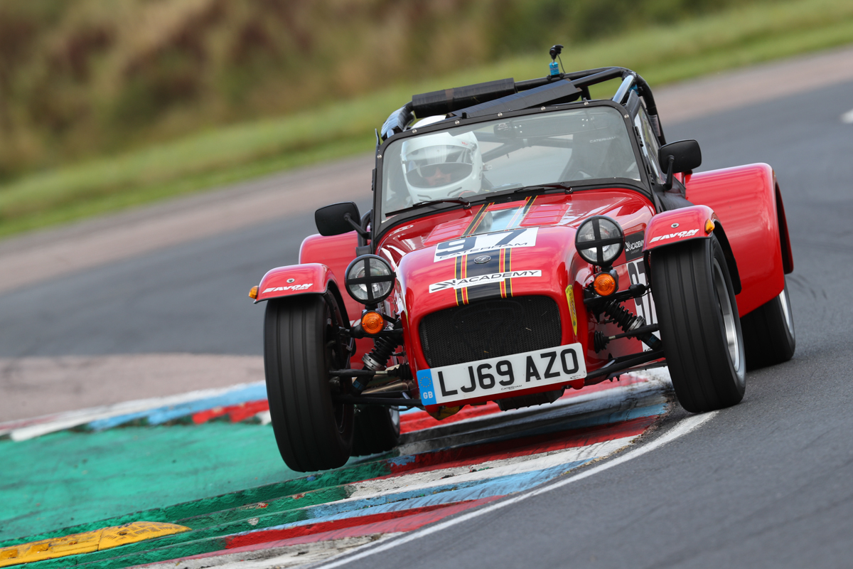 Win A Caterham Academy Car!