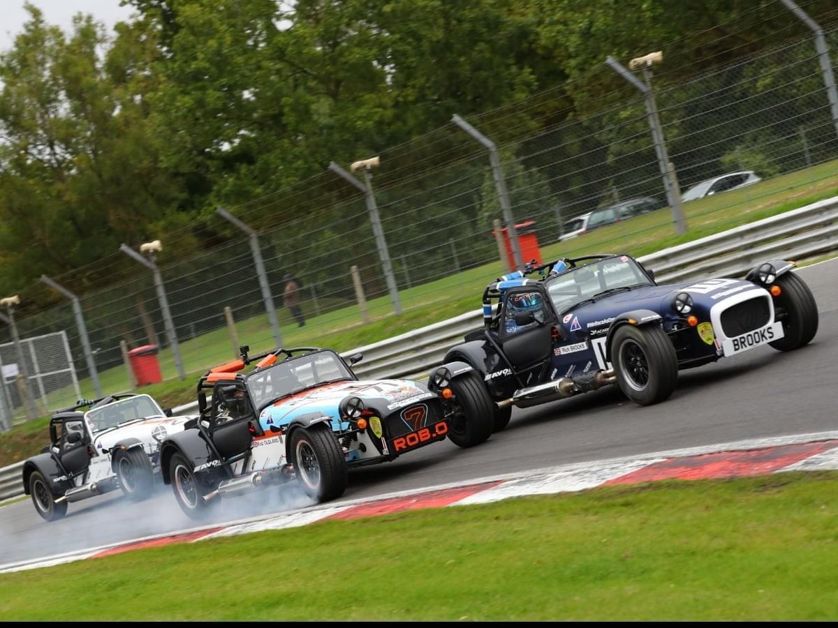 Guest Blog: On Track For The Academy with Rob Oldland #10