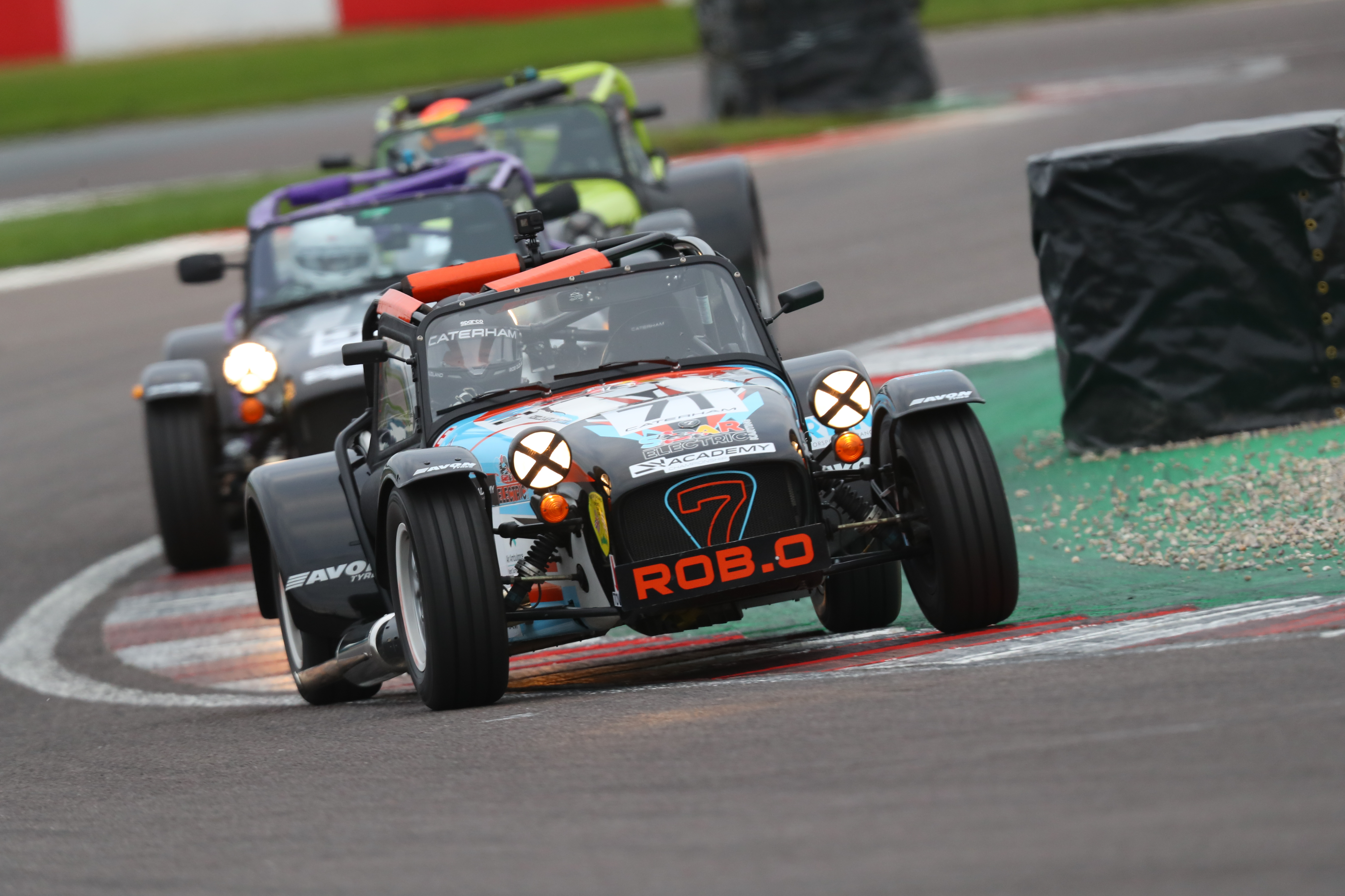 GUEST BLOG: ON TRACK FOR THE ACADEMY WITH ROB OLDLAND #11
