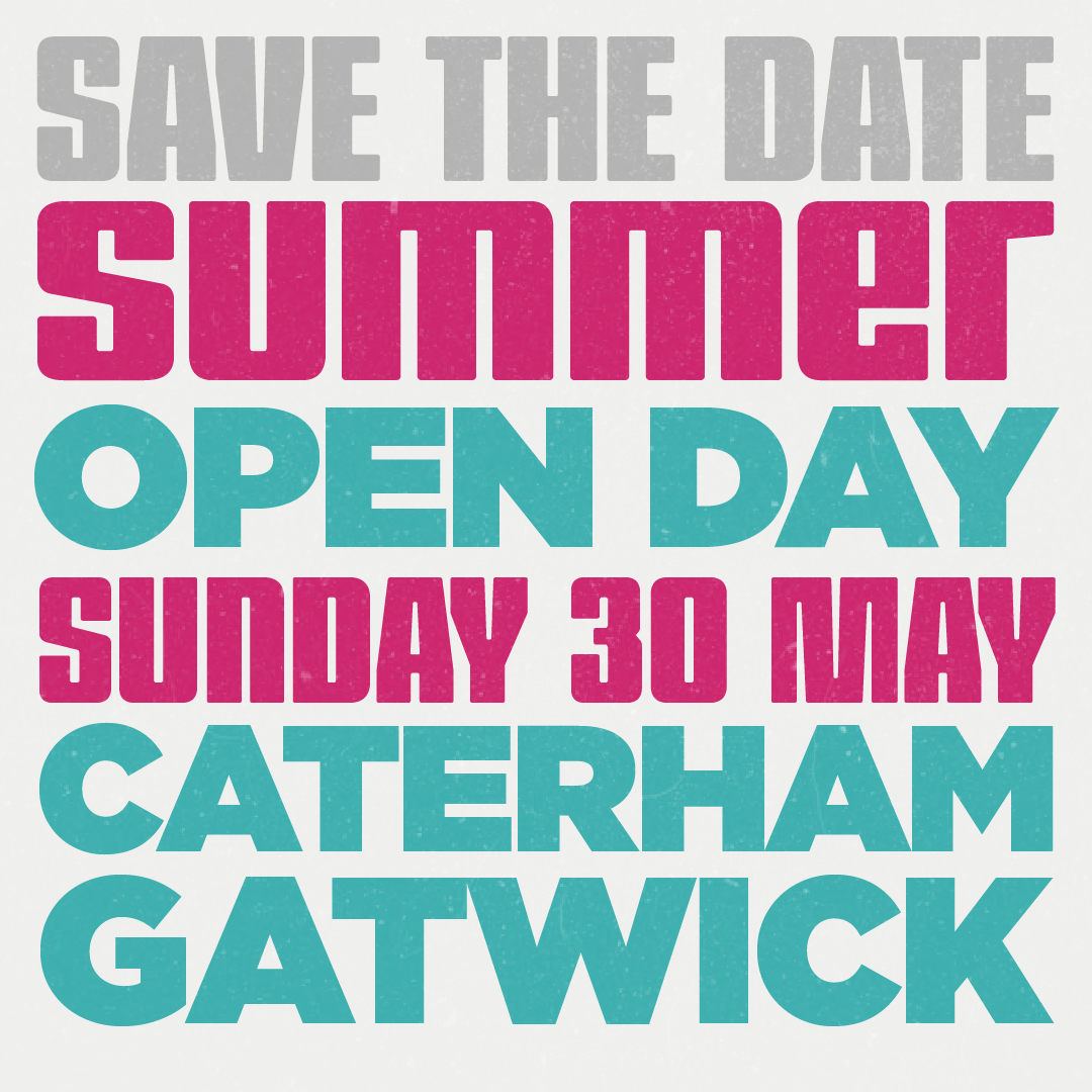 2021 Caterham Summer Open Day - Sunday 30th May